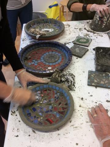 Mosaik-kurs